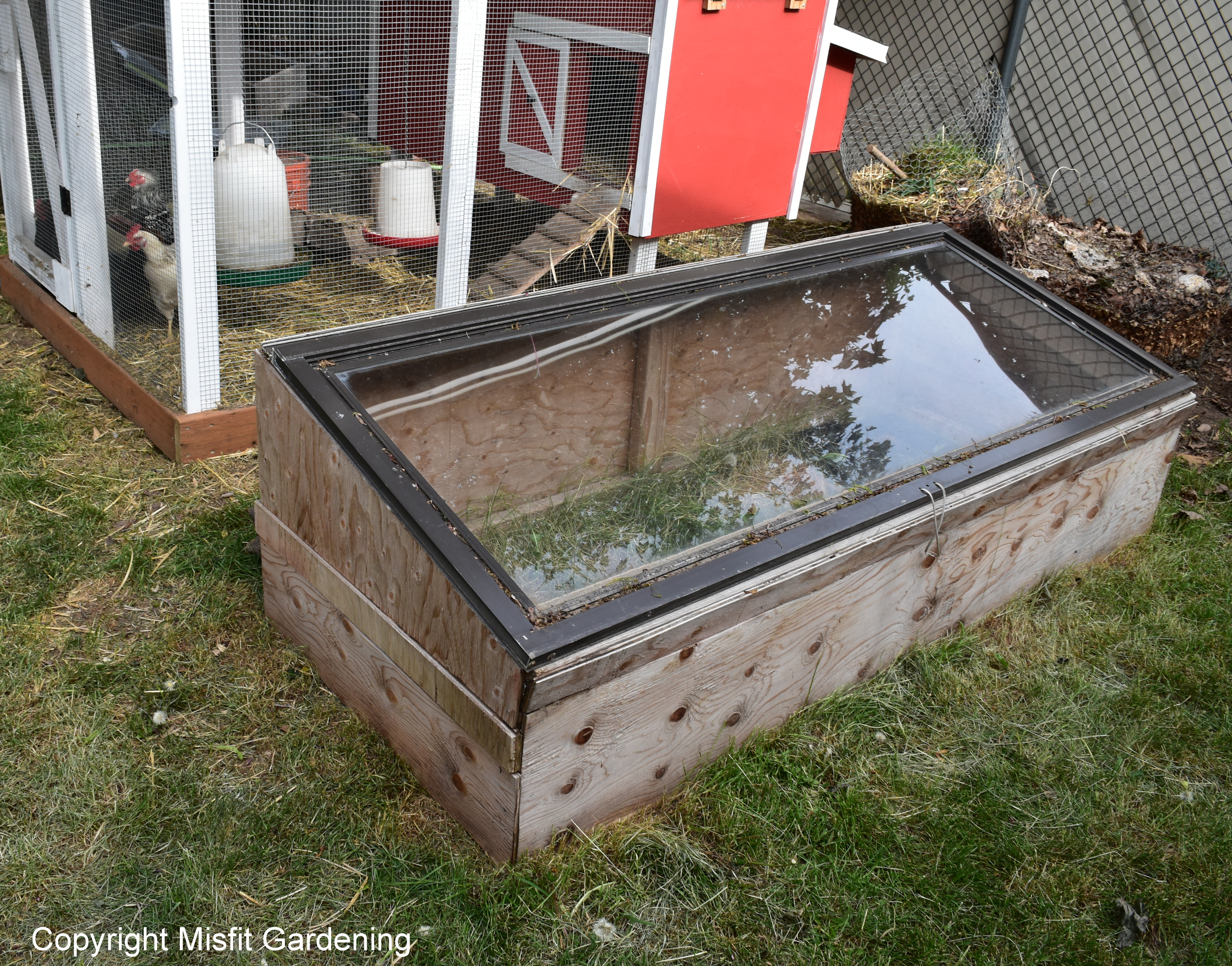 Build A Cheap Cold Frame That Will Save You Money This
