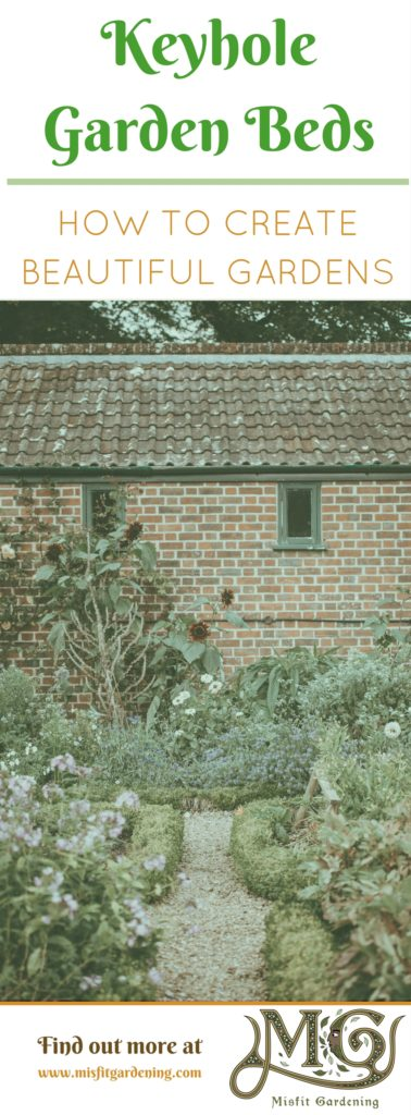 What is a Keyhole Garden Bed and Why You Need Them - Misfit Gardening