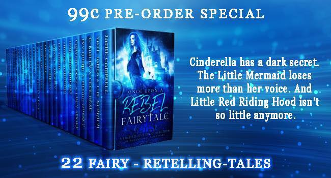 ONLY $.99 preorder!