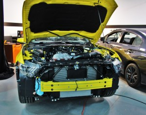 Mishimoto 2015+ Ford Mustang EcoBoost Direct-Fit Oil Cooler Kit, Part 2: Second Prototype Development
