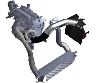 The EcoBoost Intake Project, Part 2: Prototype Piping