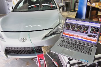 Keeping The Twins Cool! Mishimoto's BRZ/FR-S Plug-N-Play Fan Shroud R&D, Part 2: Prototype Completion