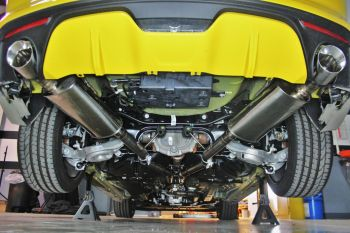 Enhance Your EcoBoost Exhaust! Cat-Back Development, Part 4: Tip Fabrication