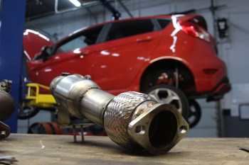 Downpipe for What – Downpipe R&D, Part 2: Creating the Prototypes