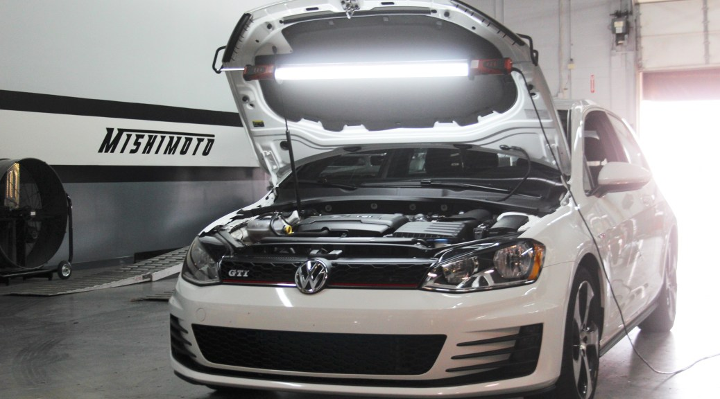The Stock Intake – MK7 GTI Induction, Part 1 | Mishimoto Engineering