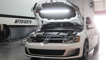 The Final Product – MK7 GTI Induction, Part 4   Mishimoto