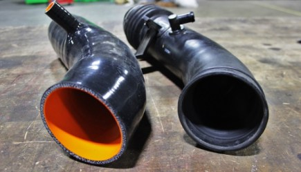 350Z Silicone Intake Hose R&D, Part 2: Test Fit and Testing