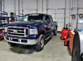 Treat Your Transmission. Ford 6.0L Powerstroke Transmission Cooler R&D, Part 3: Testing Data