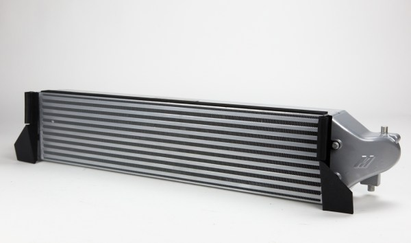 Dan's new intercooler design brought to life, and fresh our of the box from our factory.