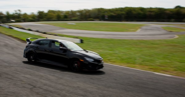 Speaking of the track, our Type R spent some time up at Raceway Park in Englishtown, NJ for some real-world torture testing as part of our intake development. Make sure you head over to our latest post on the intake to see how keeping an airbox around your filter influences the temperature of your intercooling system.