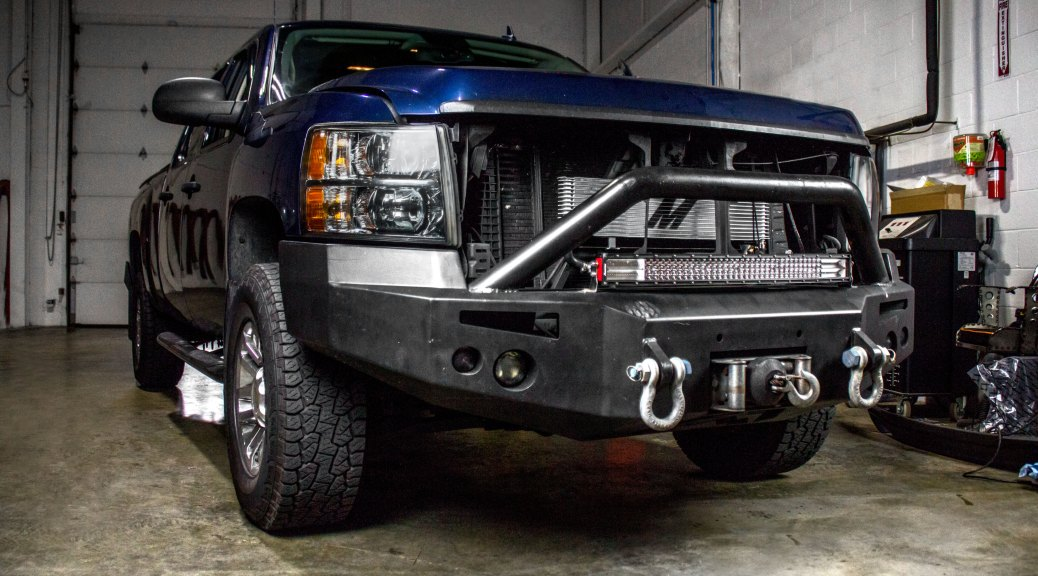 Cooling to the Duramax – Transmission Cooler, Part 3: Adapt and