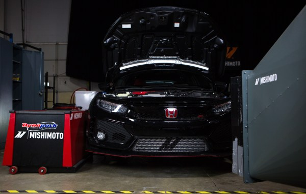 Hot Blooded – Direct fit Oil Cooler R&D, Part 2 – Dyno Testing