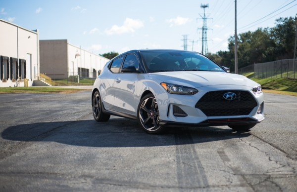 While the Genesis Coupe might be a piece of Hyundai History now, the Veloster continues to deliver the sporty flair to the car maker's lineup.