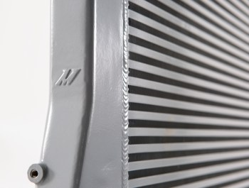 Poster Boy – Performance Intercooler R&D, Part 3 – Production Sample
