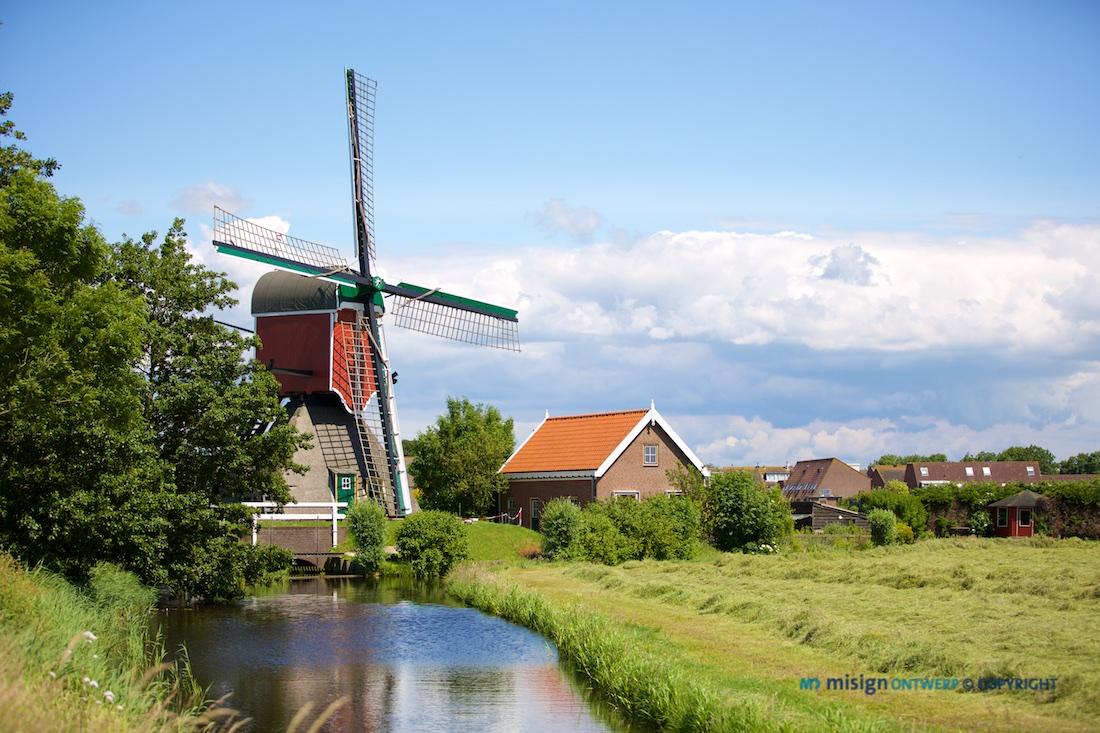 Windmolen Oud Ade