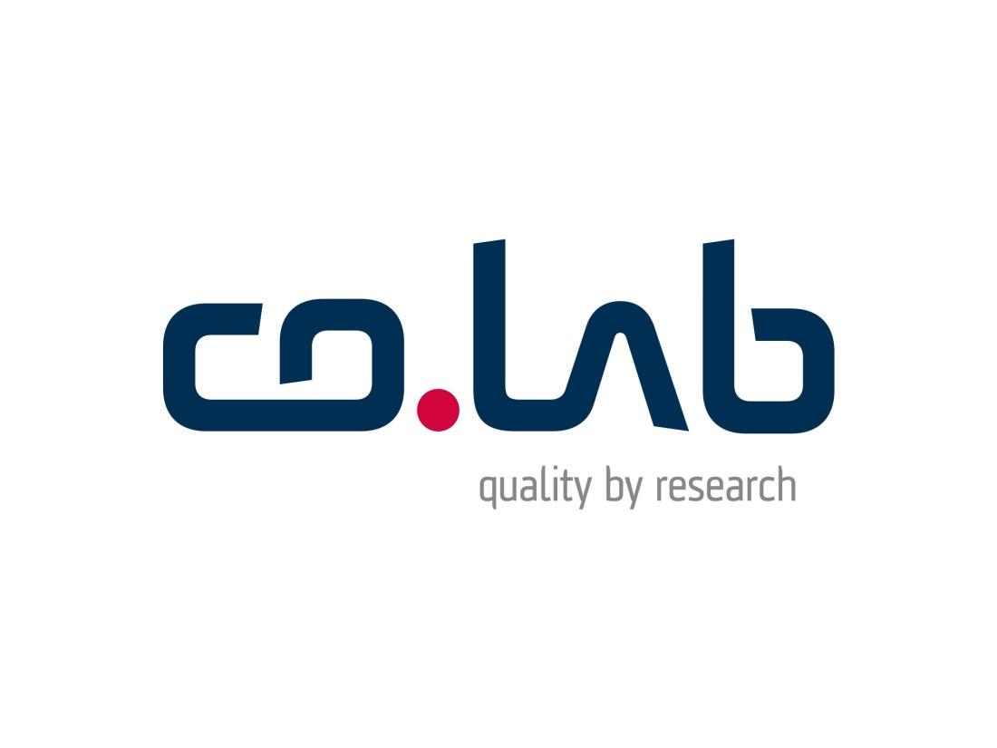 Co Lab logo design door misign ontwerp Amsterdam