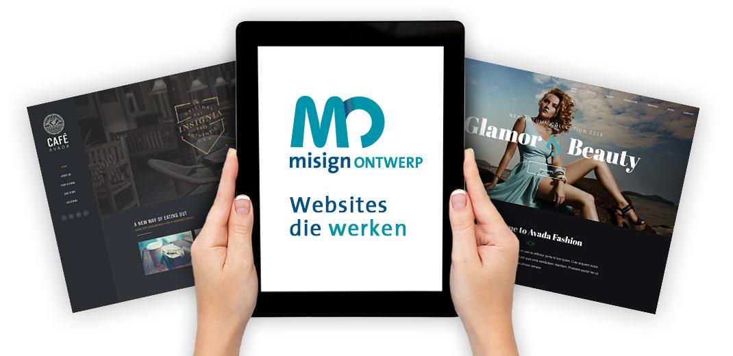 website misign ontwerp in Amsterdam