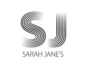 Sarah Janes hair logo ontwerp door misign ontwerp amsterdam