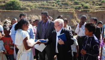Raportul misiunii - Madagascar
