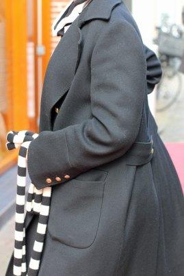 Modeshow met alleen maar vintage kleding | MisjaB.nl