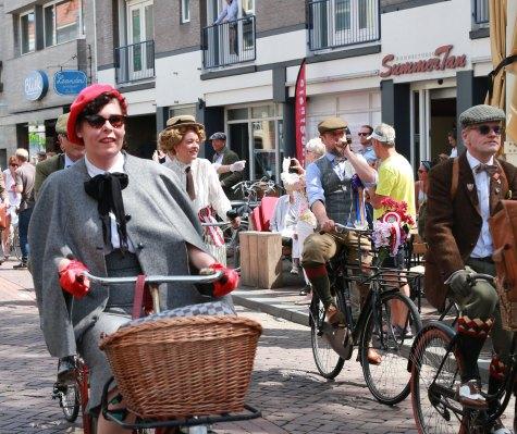 Tweede Ride 2017, dit keer in Breda