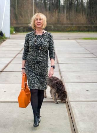 Ja, deze vrouwen houden van dierenprints