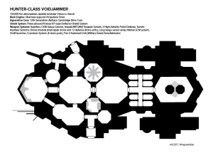 Day 17: Hunter-class Voidjammer