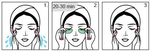 Misoli silmänympärysnaamiot