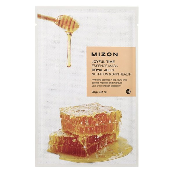 Mizon Joyful Time Essence Mask ROYAL JELLY kasvonaamio