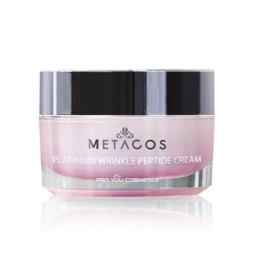 Metacos Platinum Wrinkle Peptide Cream