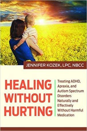 Healing Without Hurting - Jennifer Kozek LPC NBCC Available on Amazon