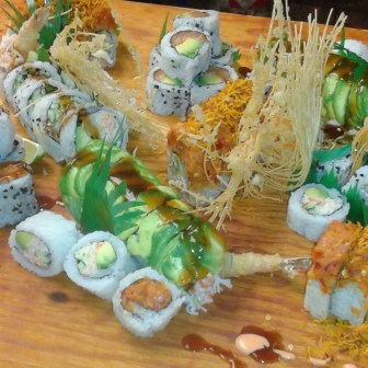 PT1 Party Tray Maki Sushi Large