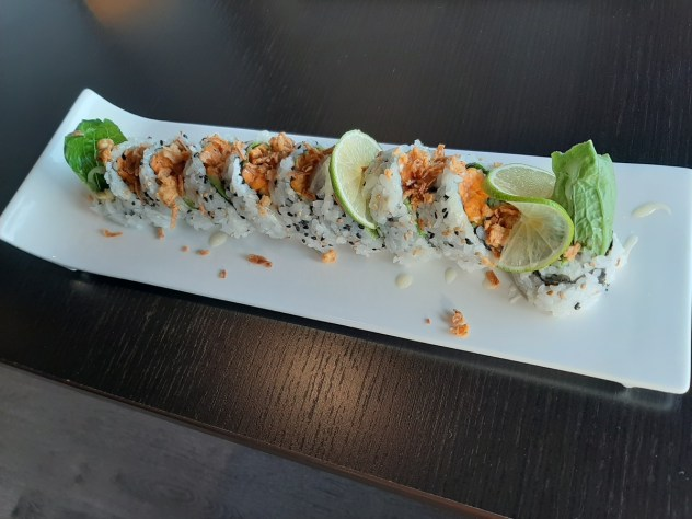 Veggie Crunch Roll