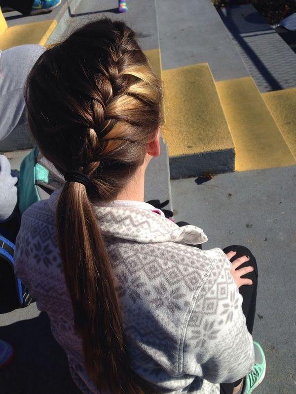 Peinados Para El Colegio De Todo Tipo Que Te Encantaran