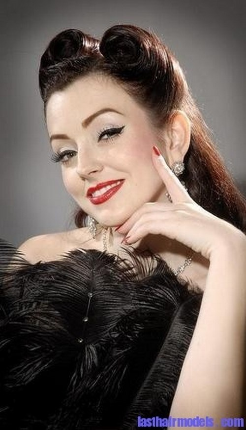 Hermosos Peinados De Los Aos 60 Que Podrs Usar Hoy Mis