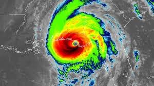 Hurricane Michael, (Blogtober Day 10)