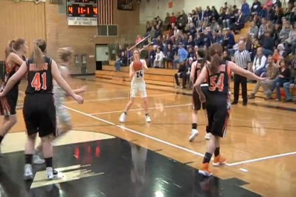 Gaylord St. Mary Cruises Past Rudyard in Regional Play ...