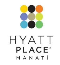 HYATT PLACE MANATI LOGO _LOGO VERTICAL