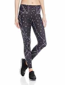 CWX femmes Revolution-Collant-Noir/motif étoiles Taille XS