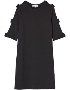 FIND Robe Femme, Noir (Black), 36 (Taille Fabricant: X-Small)