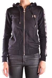Philipp Plein Femme Wjb0145pjo002n0270 Noir Coton Sweatshirt