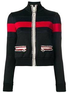 Gucci Femme 489718X9f881146 Noir Coton Sweatshirt