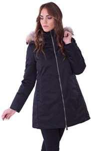 ADD – Manteau imperméable – Femme noir noir 42
