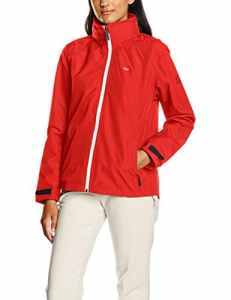 TBS Fajves, Manteau Femme, Rouge (Rubis), FR: 44 (Taille Fabricant: 44)