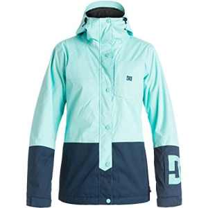 DC Defy Jacket, X-Small, Aruba Blue