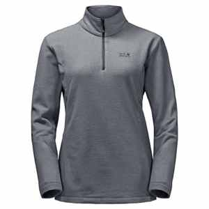 Jack Wolfskin Arco Womens Fleece X Small Ebony Stripes
