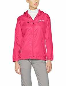 Geographical Norway Cassandra Lady 044, Veste Imperméable Femme, Rosa (Flashy Pink), X-Large