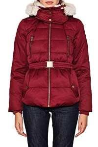 edc by Esprit 097cc1g004, Blouson Femme, Rouge (Garnet Red 620), X-Large