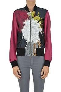 Dries Van Noten Femme Mcglcsg03031e Multicolore Coton Sweatshirt