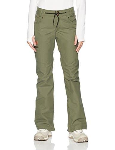 DC Femme Pantalon de Snowboard – Vert –